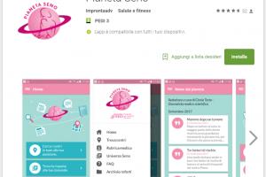 Una app per la salute del seno