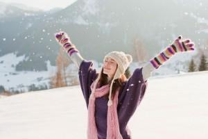 Vacanze invernali, il momento per fare il pieno di vitamina D