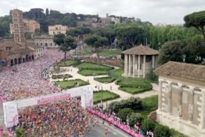 Roma, via alla più grande Race for the Cure del mondo