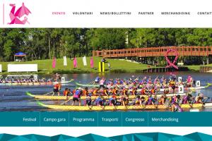 Draghi sull'Arno. L'italia ospita campionati del Dragon Boat Festival