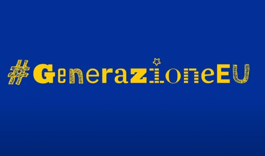 GENERAZIONE EU immagine