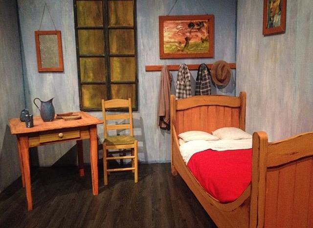 la camera da letto di Van Gogh | La Mia Foto - Repubblica ...