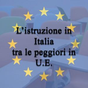 L'istruzione italiana