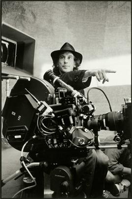 Ed Lachman sul set di Erin Brockovich