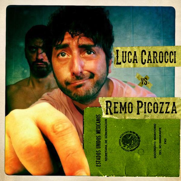 LUCA CAROCCI cover singolo remo picozza