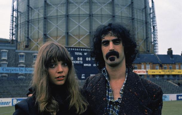 Frank Zappa, Gail Zappa