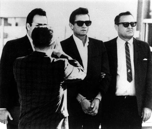 L'arresto a El Paso, Texas,  5 ottobre 1965 -