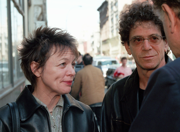 Laurie and Lou New York, 1997 - Foto AP