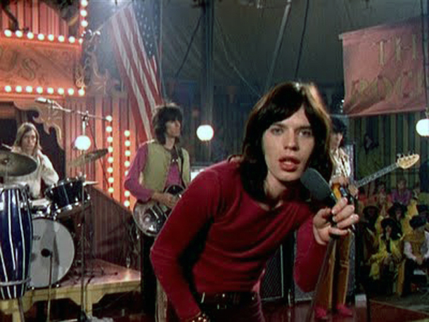 1968 The Rolling Stones Rock and Roll CircuS
