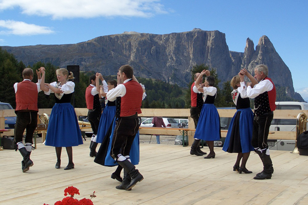 Gruppo di danza di Castelrotto