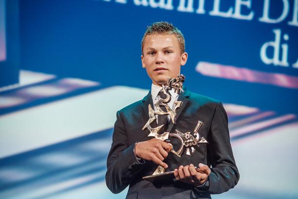 Premio-Marcello-Mastroianni-a-un-giovane-attore-o-attrice-emergente--Romain-Paul-per-Le-dernier-coup-de-marteau