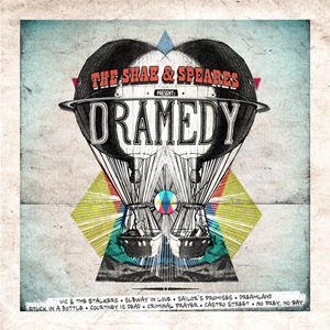 THE-SHAK & SPEARES - DRAMEDY (2014) - [300]