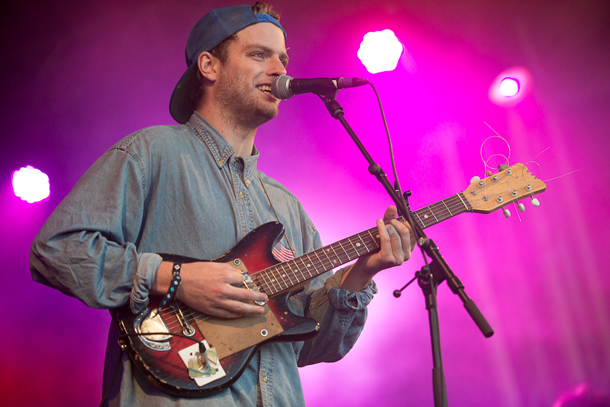 Mac DeMarco play Primavera Sound 2013
