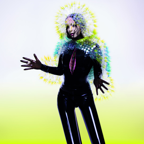 Björk, Vulnicura, 2015 Copyright © 2015 Inez and Vinoodh. Image courtesy of Wellhart/One Little Indian