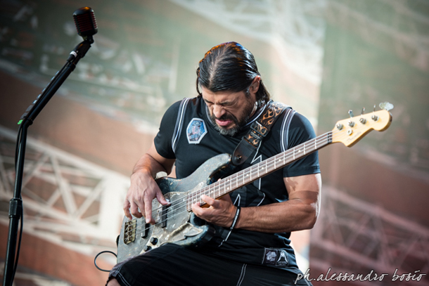 Metallica © Alessandro Bosio