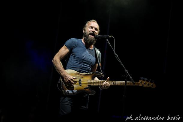 Sting @ Collisioni Festival