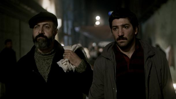 Mehmet Ozgur e Berkay Ates