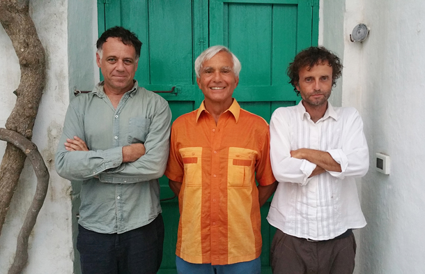 Davide Barletti, Jacopo Quadri e Antonio Barba