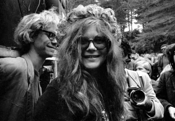 Janis Joplin 1970  © Michael Ochs Archives/Getty Images