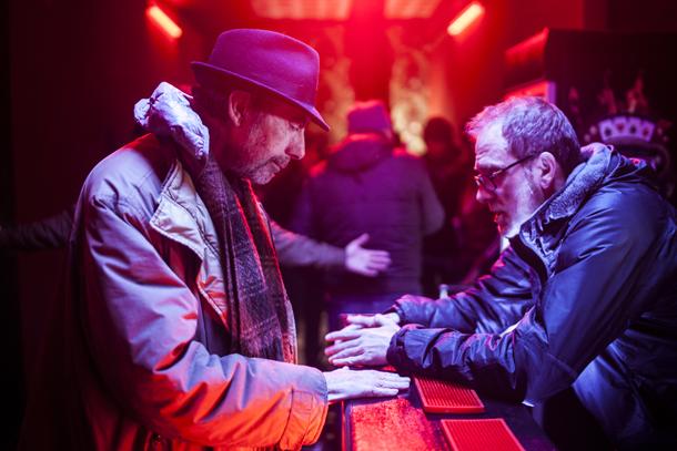 Claudio Caligari e Valerio Mastandrea © Matteo Graia