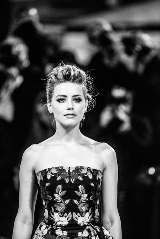 Amber Heard © Giacomo Cosua