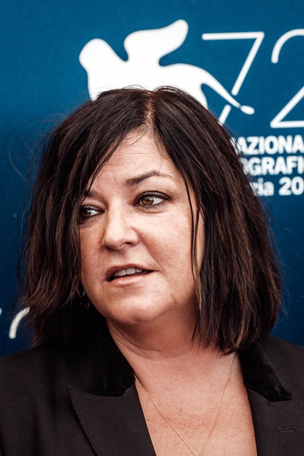 Lynne Ramsay © Giacomo Cosua