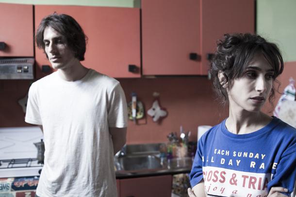 Luca Marinelli e Silvia D'Amico © Matteo Graia