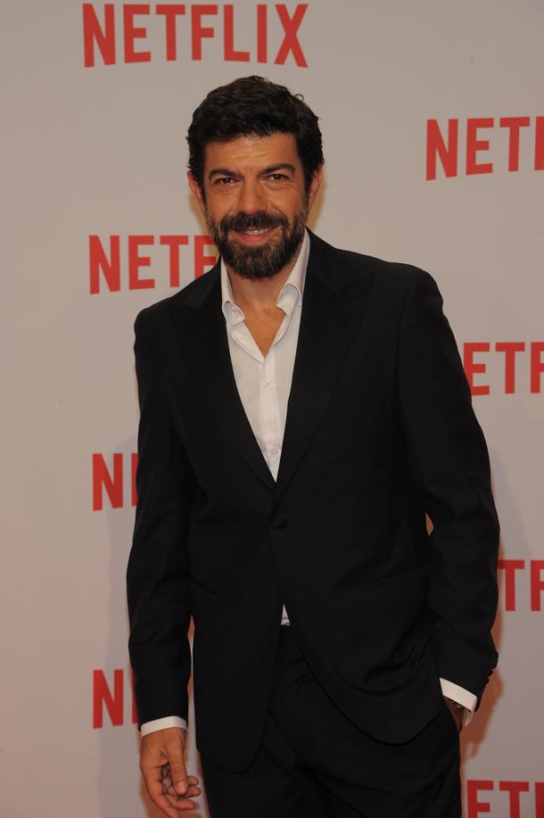 Netflix Italy Red Carpet