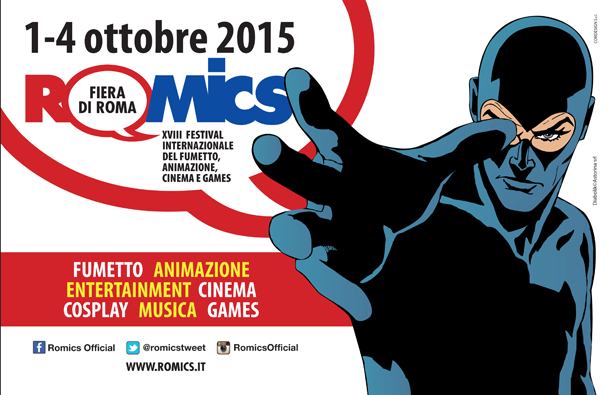 Affissione Romics AUT 2015.indd