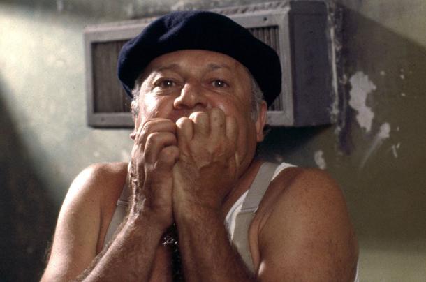 LAPRESSE - FANTOZZI - ©roma press/lapresse archivio storico spettacolo cinema anni '70 Paolo Villaggio nella foto: Paolo Villaggio nei panni del ragionier Ugo Fantozzi