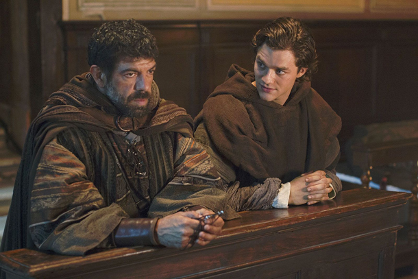 """""""Marco Polo"""" la serie tv su Netflix"""