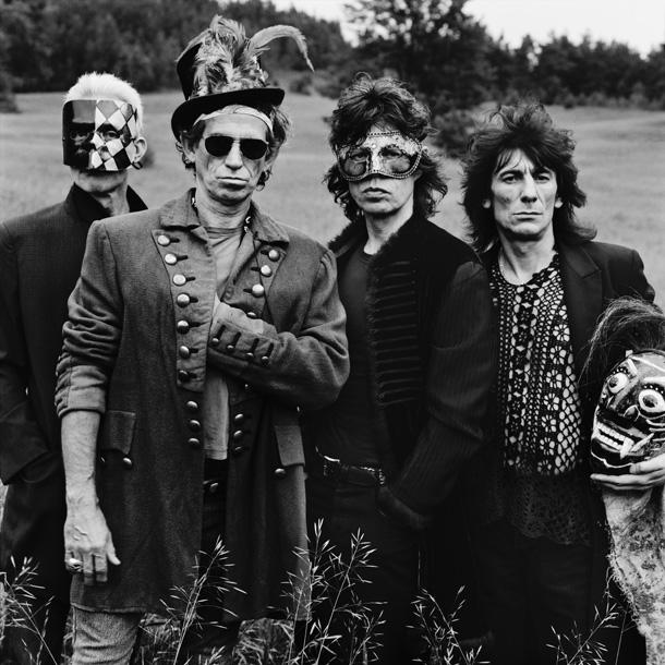 Rolling Stones, Toronto 1994 © Anton Corbijn
