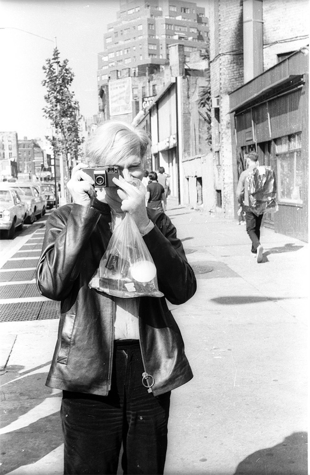 © Estate of Fred W. McDarrah - A Photo By Andy Warhol, 1968