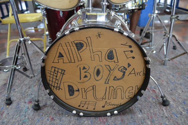 Alpha Boys School, 2014 © AP Photo