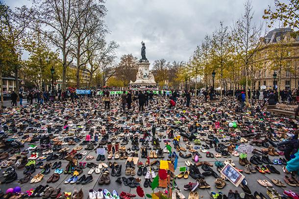 Parigi, Place de la Republique © Giacomo Cousa