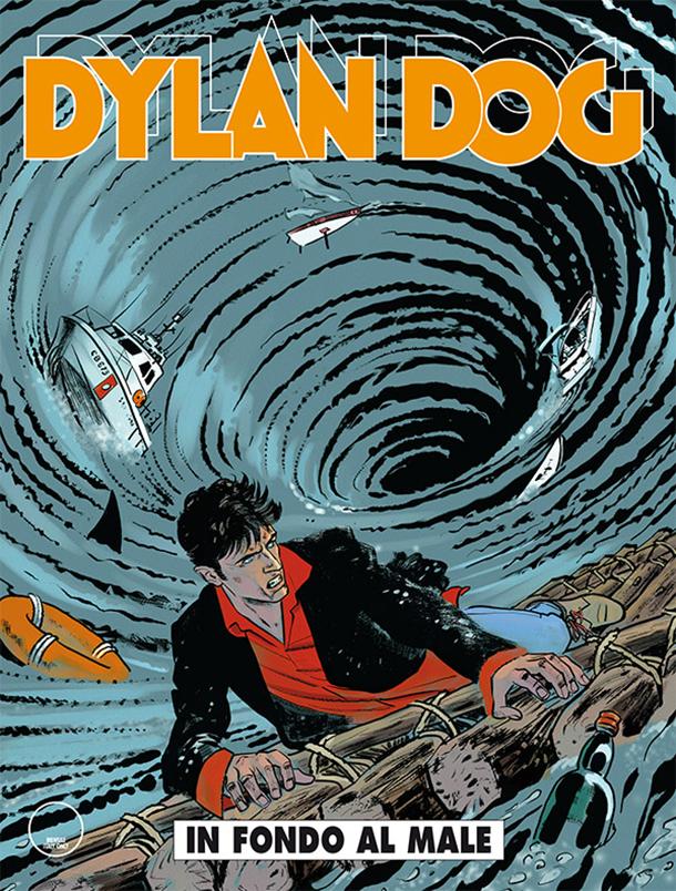 """Dylan Dog 351 """"In fondo al male"""""""