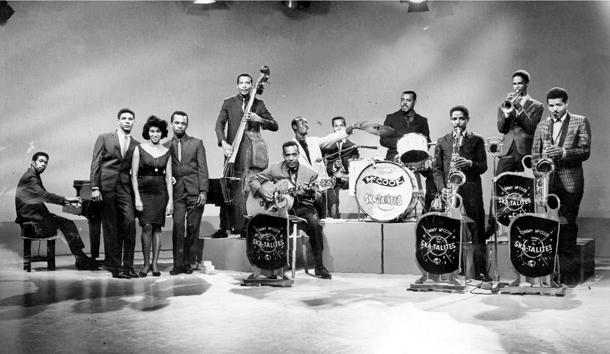 The Skatalites, 1964 © The Gleaner Co. Ltd.