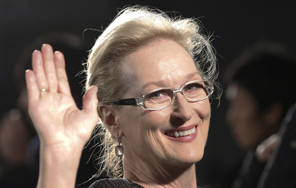 Meryl Streep © AP Photo