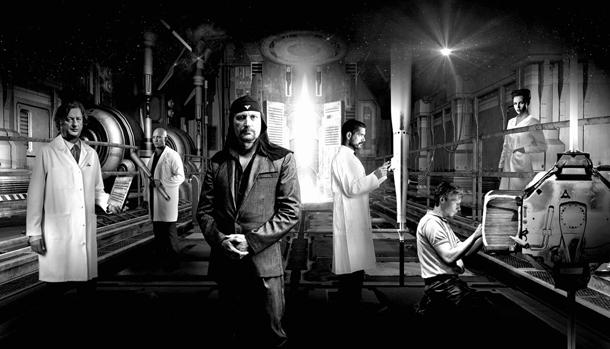 Laibach © Eva Kosel