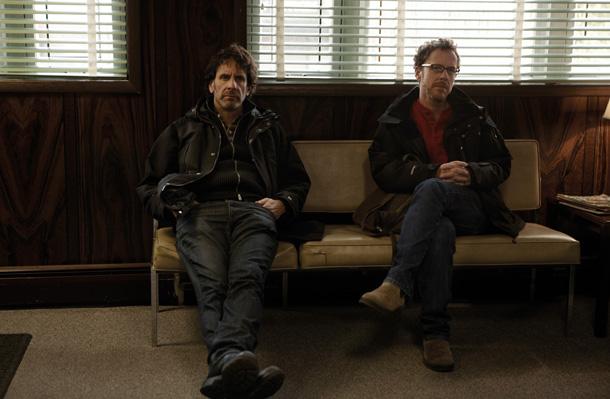 Joel & Ethan Coen Foto Alison Rosa © Long Strange Trip