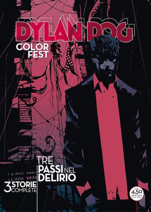 Dylan Dog Color Fest n.16 © Sergio Bonelli