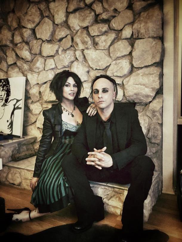 Isabella Knight e Sonny Lanegan
