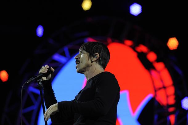 Anthony Kiedis Rock Im Park