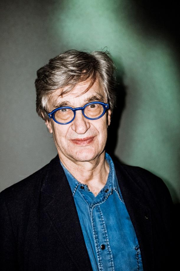 Wim Wenders © Giacomo Cosua