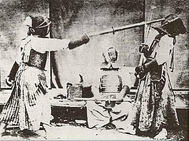 Kenjyutsu-meiji-jidai
