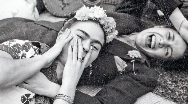 Frida Kahlo e Chavela Vargas