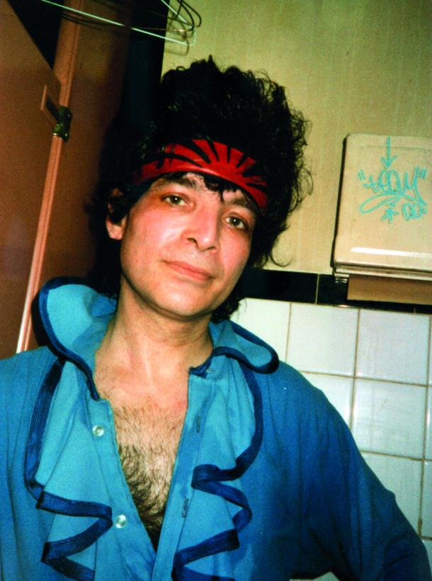 Alan Vega, 1984