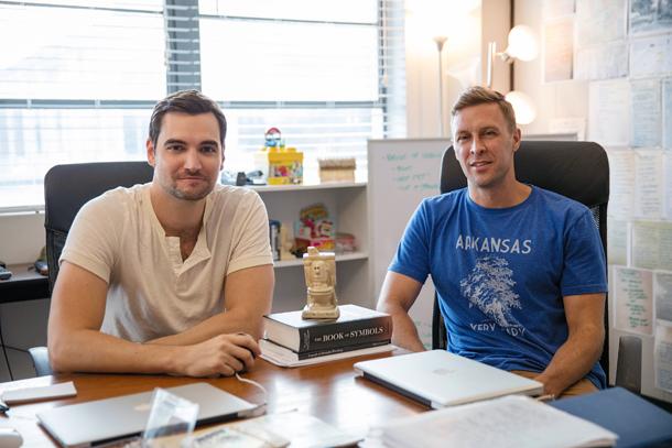 Michael Fuller e Graham Gordy
