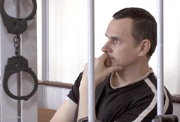 Oleg Sentsov © Marx Film
