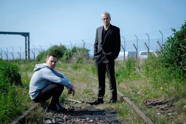 Ewan McGregor, Jonny Lee Miller © Sony Pictures Releasing GmbH